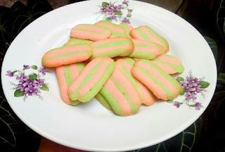 Ide Resep Kue Kering Cookies Lidah Kucing