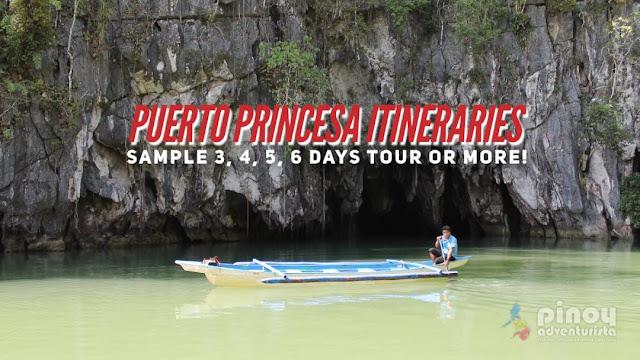Puerto Princesa Travel Guide Blogs Sample Itinerary Palawan