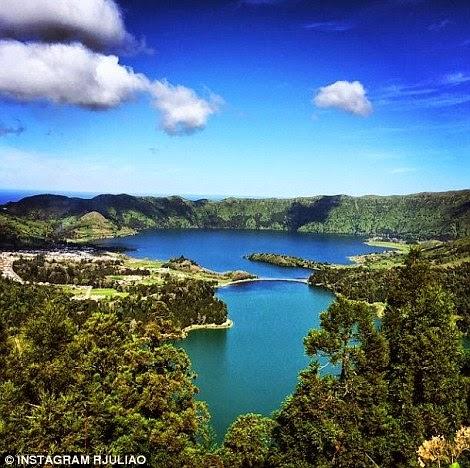Satelitske slike daju nam nevjerojatan pogled na unutrašnjost vulkana!