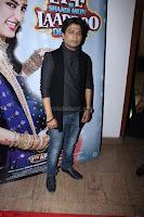 Star cast having fun at Sangeet Ceremony For movie Laali Ki Shaadi Mein Laaddoo Deewana (27).JPG