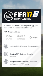 Download FIFA 17 Companion APK Versi 17.0.0.162442 2016