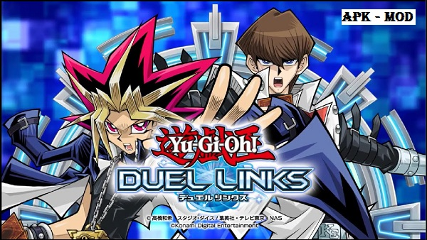 Download Yu-Gi-Oh! Duel Links Mod APK Game