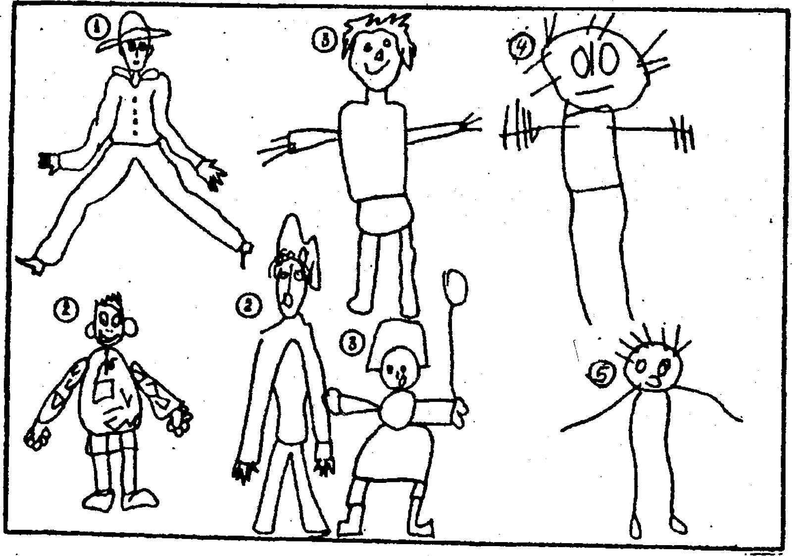 картинки тест для рисования бетта