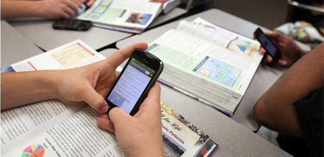 Así regula cada país el uso del móvil