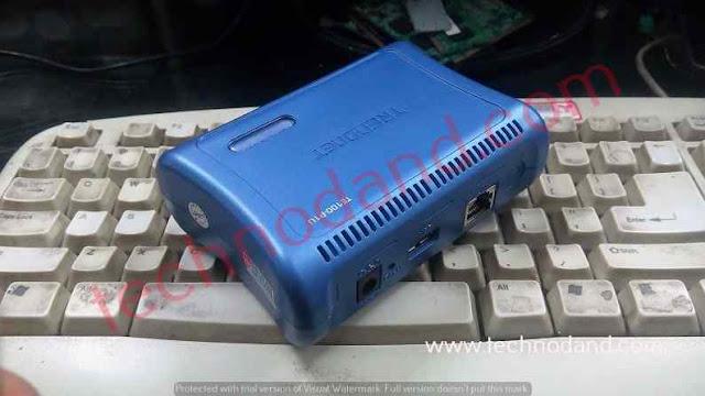 Cara Sharing Printer Epson di Jaringan LAN dengan TRENDnet TE100- P1U Printer server