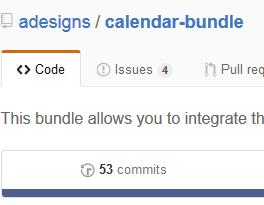 jQuery FullCalendar Plugin For Symfony2 application  - Top jQuery