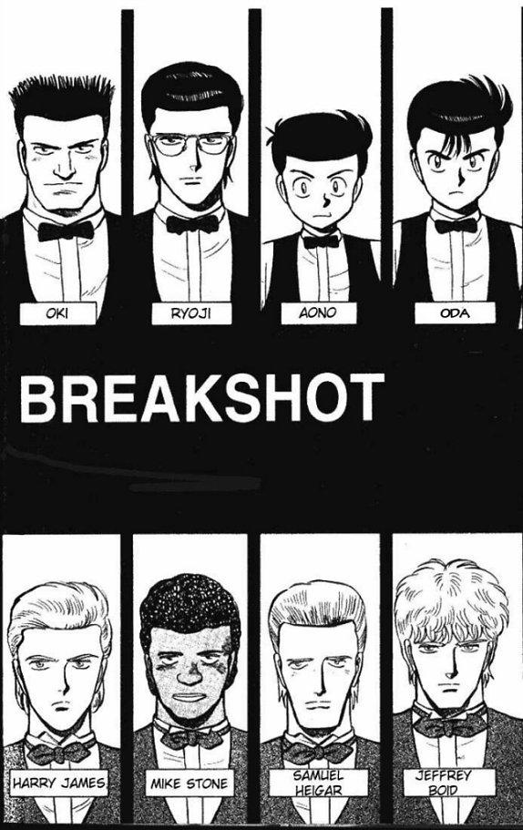Break Shot chap 017 trang 24