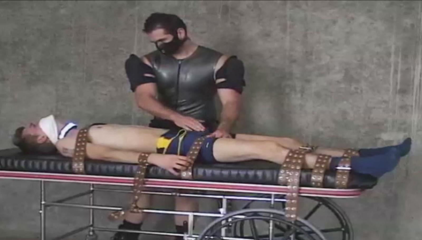 Gay Superhero Bondage 92