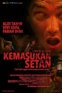 Download film Kemasukan Setan (2013) WEBDL Gratis