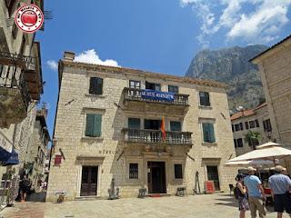 Kotor, Montenegro - Museo Marítimo