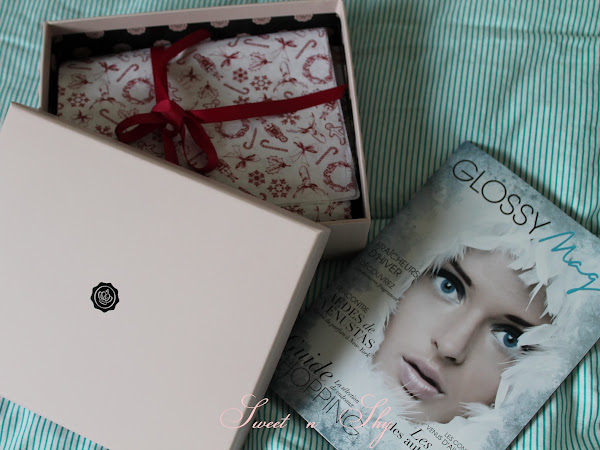 ♥ My November Glossy Box