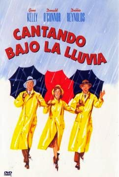 Cantando Bajo La Lluvia en Español Latino