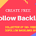 185+ Free High Quality Backlink Sources – How to Get High Quality Backlinks in 2019