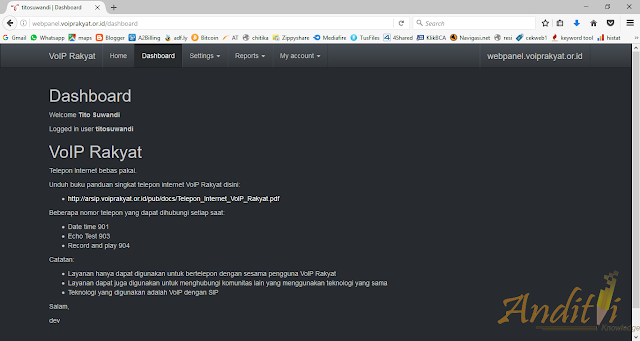Cara Daftar VoIP Rakyat-anditii.web.id