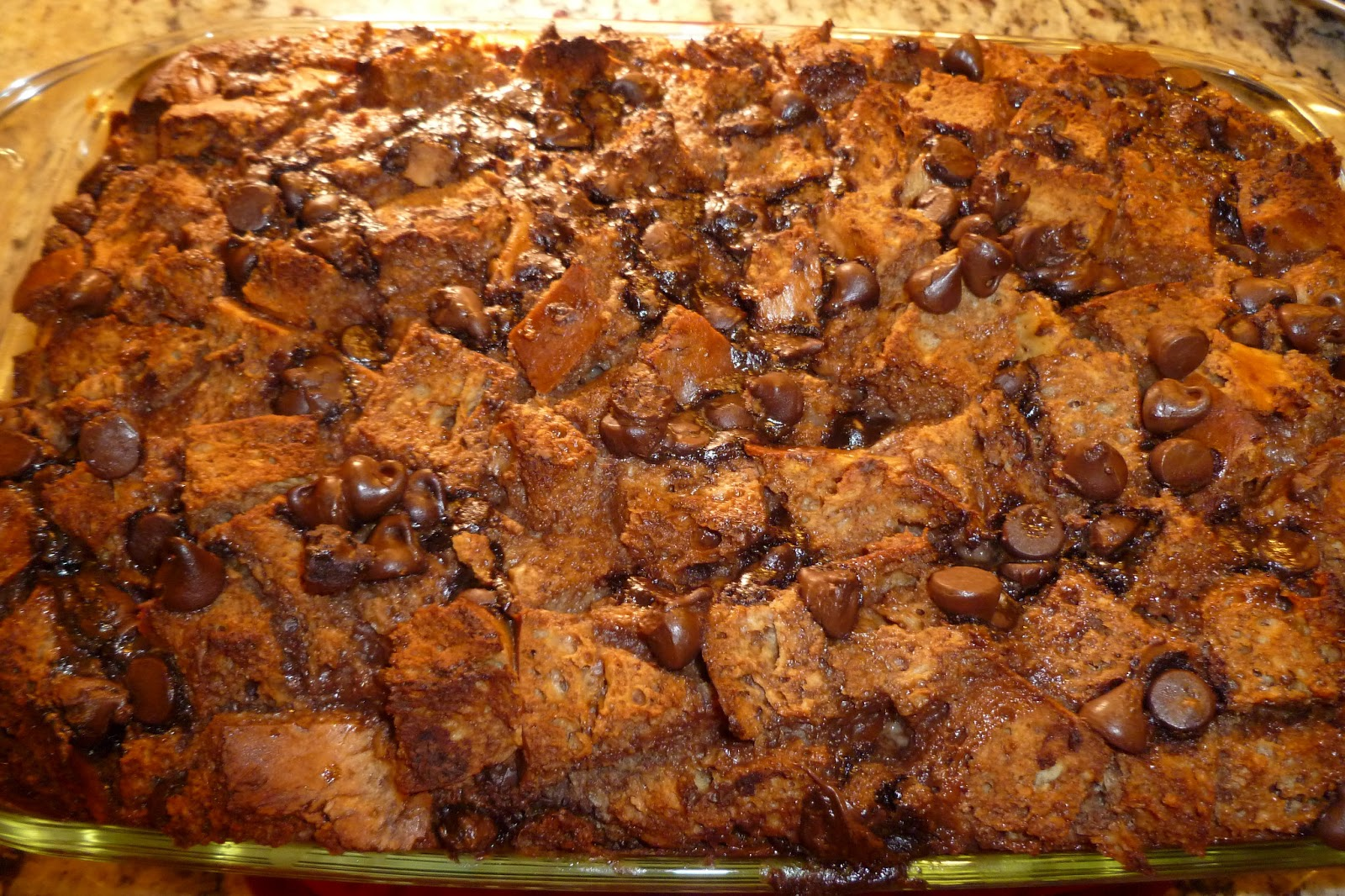 The Pastry Chef S Baking Double Chocolate Bread Pudding