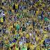 Copa da Rússia: Brasil é o sexto a comprar mais ingressos na 2ª fase de vendas