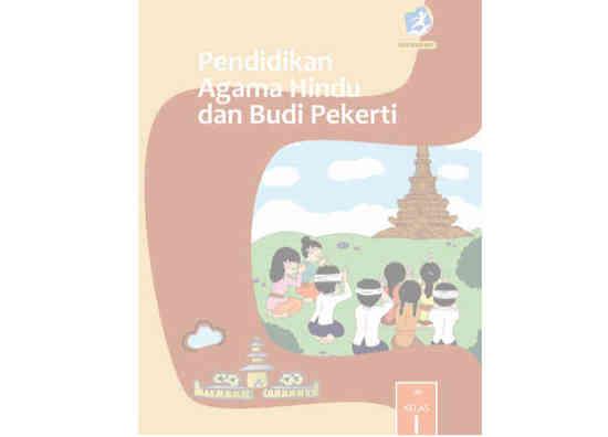 Buku Agama Hindu Kelas 1 K13 Revisi 2017 PDF