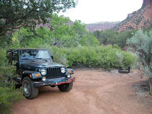 Backcountry Jeep Exploration since 1999