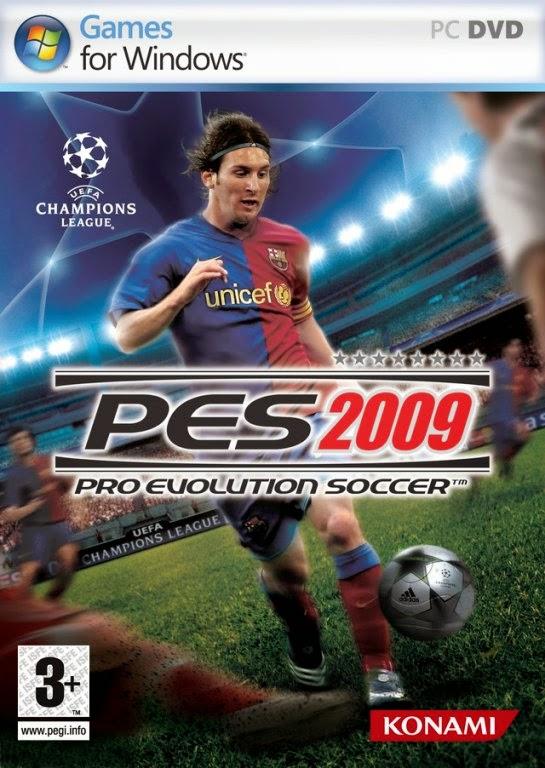 لعبة Pro Evolution Soccer 2009