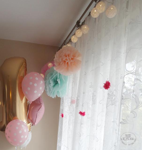 dekoracje urodziny 1