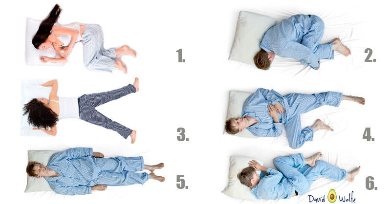 Sleep Position Personality This Is What Your Sleeping