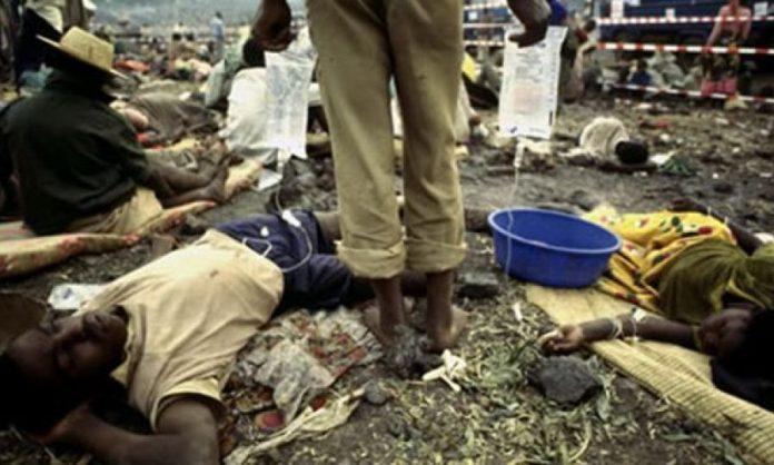 Επιδημίας χολέρας στη Ζιμπάμπουε – Δέκα άνθρωποι έχασαν τη ζωή τους! έρχονται και από εκεί Ευρώπη???