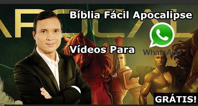Bíblia facil apocalipse Whatsapp