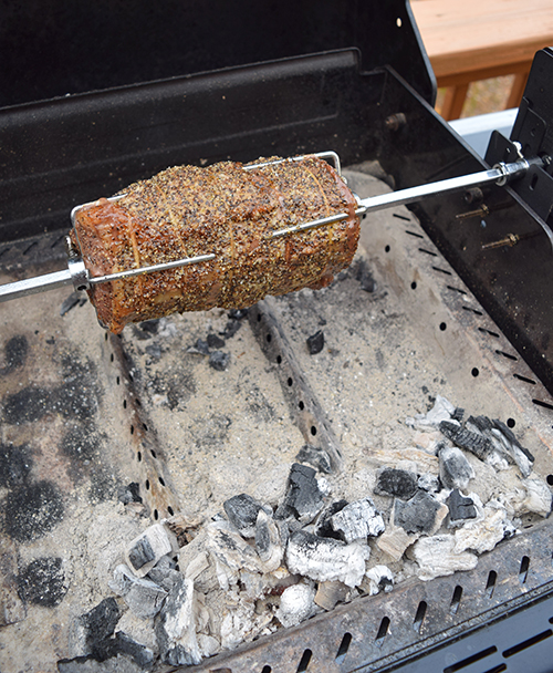 beef rotisserie