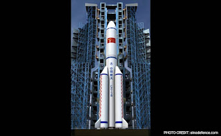 Many space missions stuck in China after the failure of rocket launch