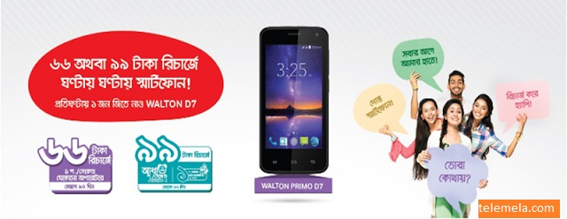 airtel recharge handset offer