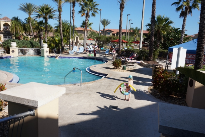 Regal Palms, majoitus ja vesipuisto lapsiperheille Orlando, Davenport