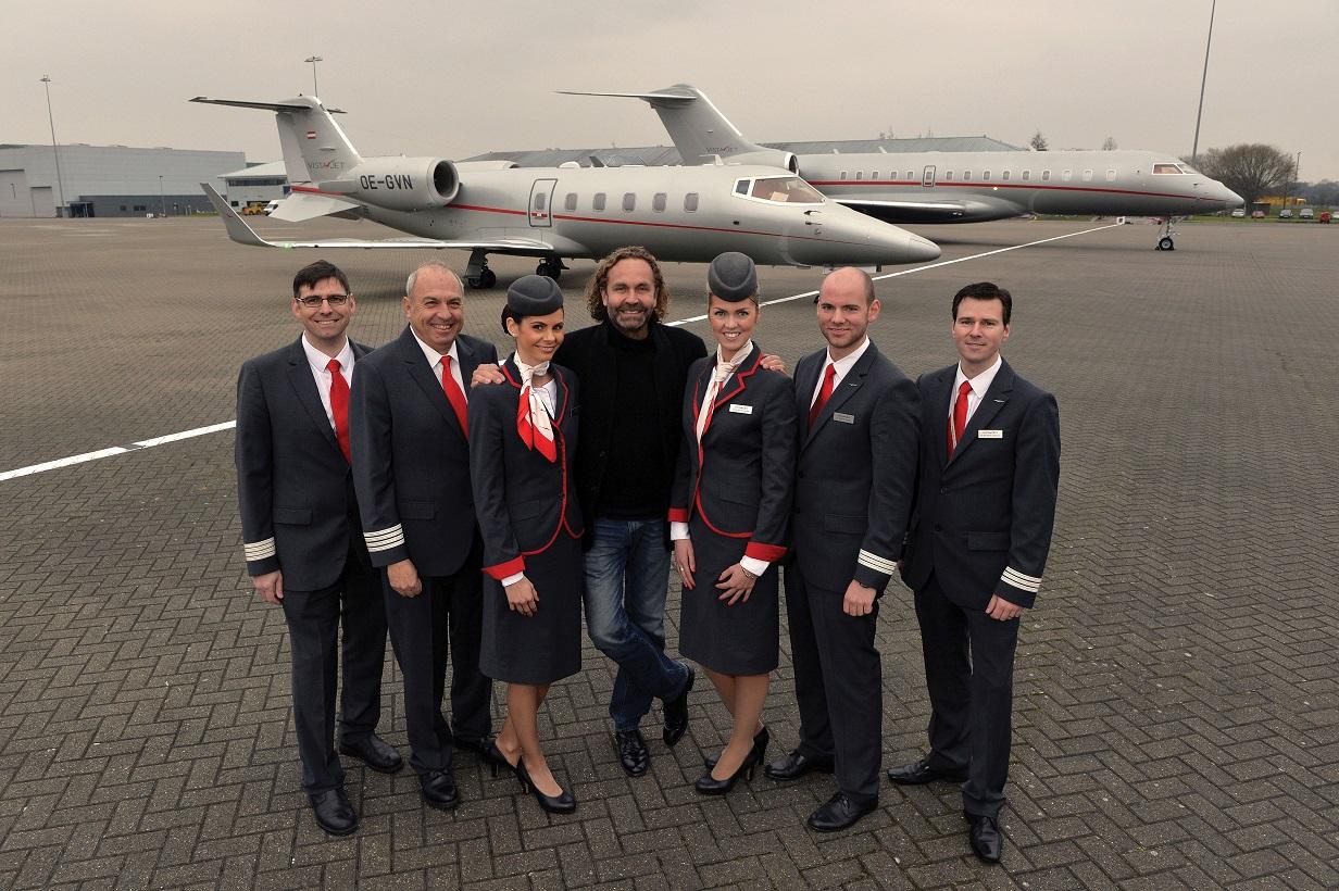 fly gosh: vista jet - vip cabin crew recruitment ( private jet )