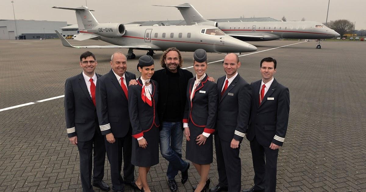 Fly Gosh Vista Jet  VIP Cabin Crew Recruitment  Private Jet