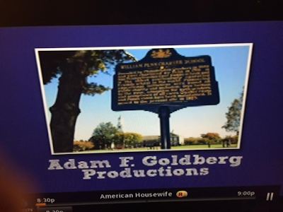 End-credit-The-Goldbergs-with-PHMC-historical-marker