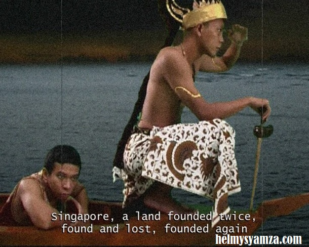 The Colonist Was Named Singapore