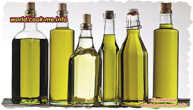 Виды масел и их применение в кулинарии