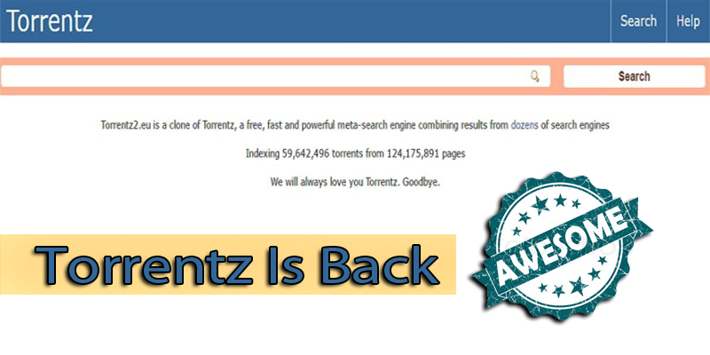 torrentz will always love you farewell