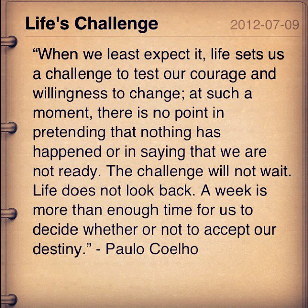 Quotes On Life And Challenges: Zielekruid : Juli 2012