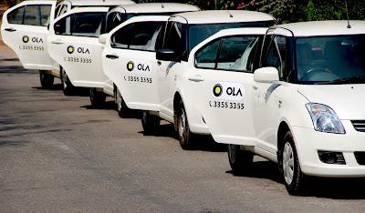 OLA Cab Driver Harras Female Passenger