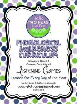 https://www.teacherspayteachers.com/Product/Phonological-Awareness-Curriculum-Text-Based-Common-Core-One-Year-Bundle-565275