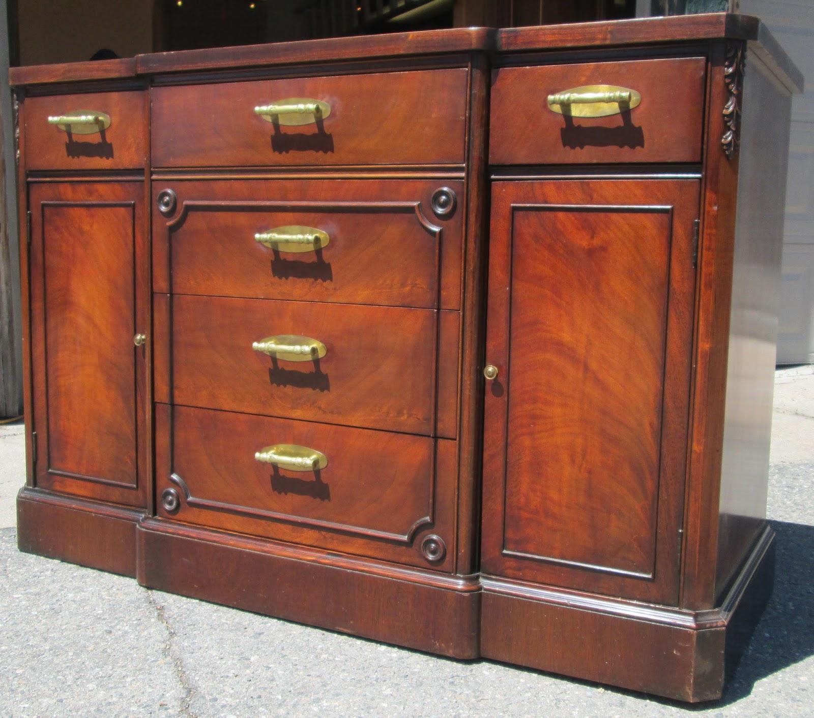 Boho Chic Vintage Sideboard Dresser Buffet Duncan