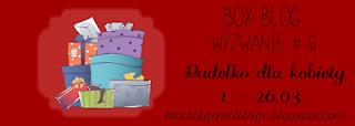 http://boxblogchallenge.blogspot.com/2016/03/wyzwanie-6-pudeko-dla-kobiety.html