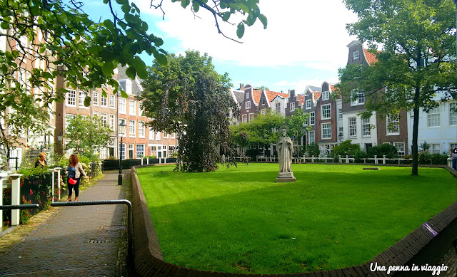 Amsterdam in tre giorni itinerario centro storico