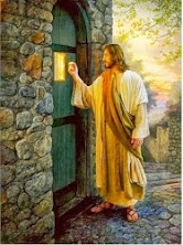 JESUS HAS BEEN KNOCKING ON YOUR DOOR TODAY. ARE YOU LISTENING?