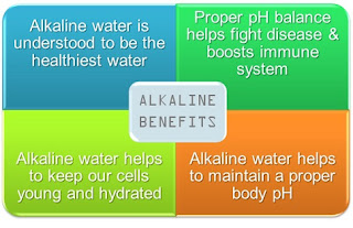 alkaline benefits