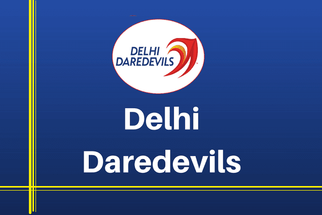 Delhi Daredevils Team 2018 Players List