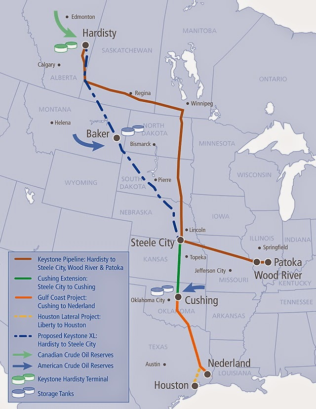 Leopards and Dragons: Athabasca tar sands and the Keystone ...