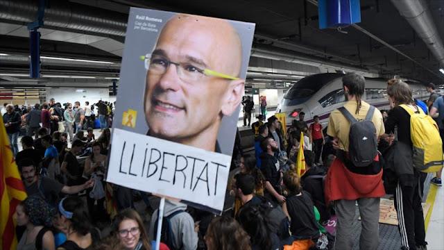 Amnistía internacional: Catalanes presos no son de consciencia