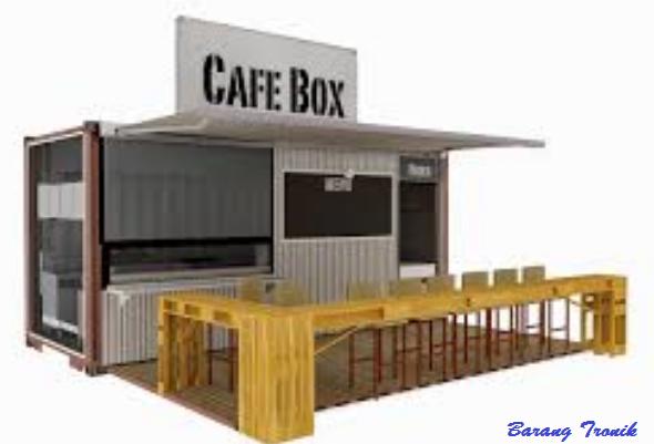 Harga Kantin Kontainer Warung Booth Box Portable Cek Harga
