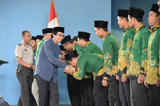 Wabup Muqit Ajak IPNU dan IPPNU Tangkal Paham Pemecah Belah Bangsa